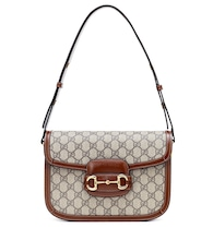 1955 Horsebit GG shoulder bag