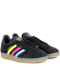 Gazelle suede sneakers