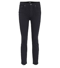 Reed high-rise skinny jeans