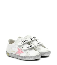 Exclusive to Mytheresa – Superstar leather sneakers