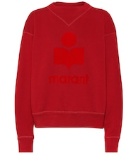 Moby cotton-blend sweatshirt