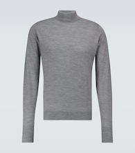Richards wool turtleneck sweater