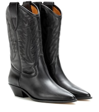 Étoile Dallin leather boots