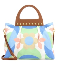 Exclusive to mytheresa.com - printed canvas tote