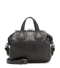 Nightingale Micro leather tote