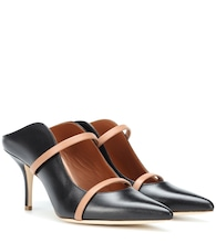 Pumps Maureen in pelle