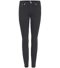 Lou Mid-rise Slim jeans