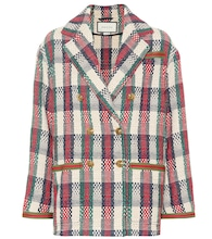 Cotton-blend woven jacket