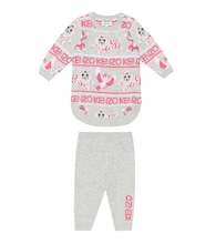 Baby sweater and pants set