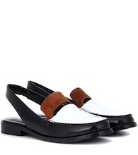 Bettsy slingback loafers