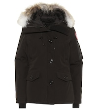 Montebello fur-trimmed down parka