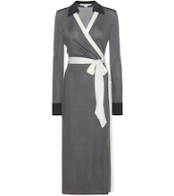 Cybil Two wrap dress