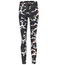 Camo 54 yoga leggings