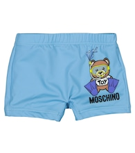 Baby logo swim trunks