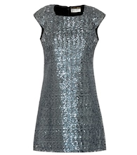 Sequined minidress