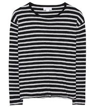Britan striped top