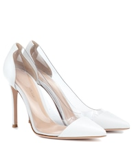 Plexi 105 leather pumps