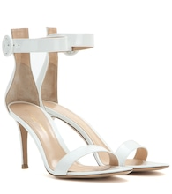Exclusive to Mytheresa – Portofino patent leather sandals