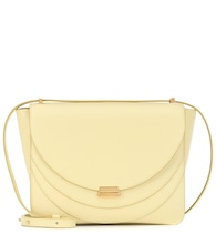 Luna leather shoulder bag