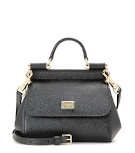 Sicily Micro leather shoulder bag