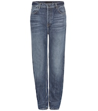 Wang 003 low-rise boyfriend jeans