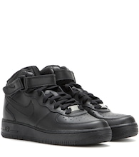 Sneakers Nike Air Force 1 Mid '07 aus Leder