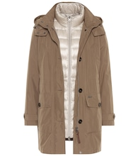 Double Layer Arctic parka