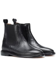 Chelay leather Chelsea boots
