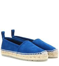 Espadrillas Rope Trach in suede