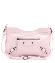 Classic Hip leather shoulder bag