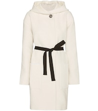 Damien hooded coat