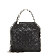 Falabella Mini quilted tote