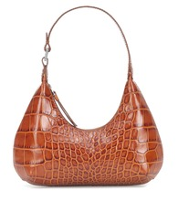 Baby Amber leather shoulder bag