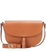 Diane leather shoulder bag
