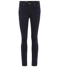 High-Rise Skinny Jeans The Farrah Ankle
