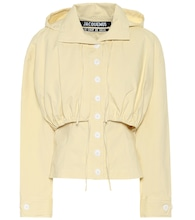 La Veste Mimosa cotton jacket