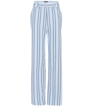 Selina cotton trousers