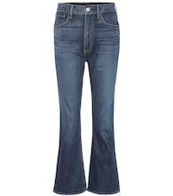W5 Empire high-rise flared jeans