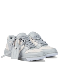 Sneakers Out Of Office aus Leder