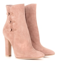 Savoie suede ankle boots