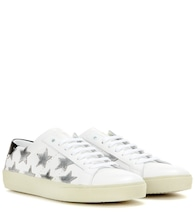 SL/06 Court Classic leather sneakers