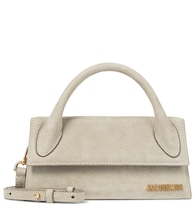 Le Chiquito Long leather shoulder bag