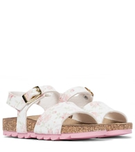 Baby floral sandals