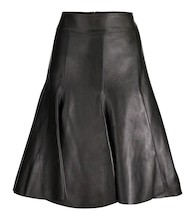 Exclusive to Mytheresa – Modern Volumes leather skirt
