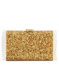 Lara Solid box clutch