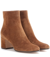Margaux suede ankle boots