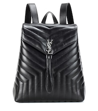 Loulou Medium Monogram leather backpack
