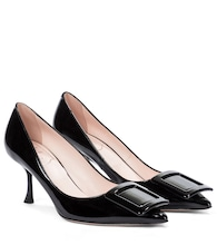 Pumps Viv' In The City 65 aus Lackleder