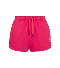 Mifikia cotton-blend jersey shorts