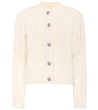 Exclusive to mytheresa.com – Muller baby alpaca-blend cardigan